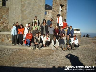 Peña de Francia - Sierra de Francia; rutas senderismo madrid faciles